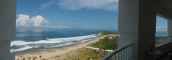 Hotel Riu Emerald Bay: Espectacular vista!