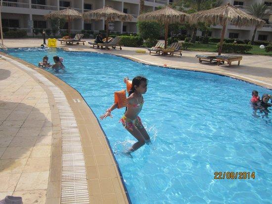 Hilton Hurghada Long Beach Resort: Lou