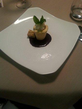 Romantik Hotel Weisses Kreuz: I deliziosi piatti