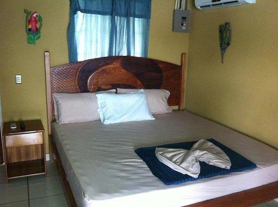 Cabinas Jimenez: Room #14