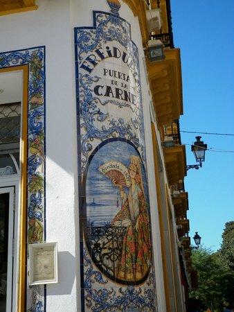 Hotel Puerta de Sevilla : puerta della carne