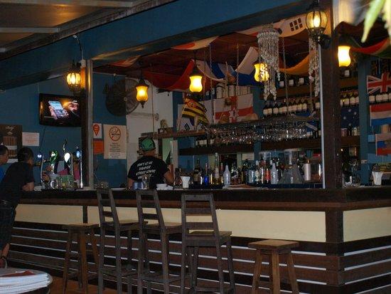 Basaga Holiday Residences: il bar