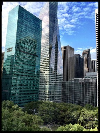 The Bryant Park Hotel View From Our Room