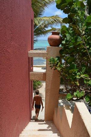Sin Duda Villas: Hotel ambience