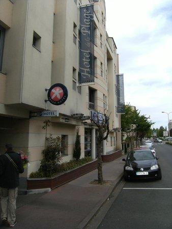 Ibis Styles Vichy Centre : Hotel de la Plage
