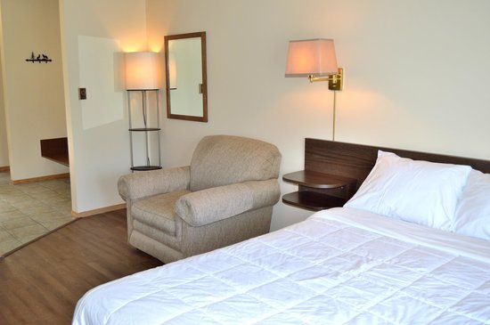 Motel Tyrol : Queen Suite