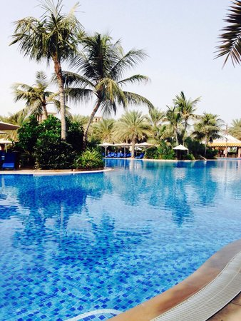 Jumeirah Dar Al Masyaf at Madinat Jumeirah : Pool - early morning