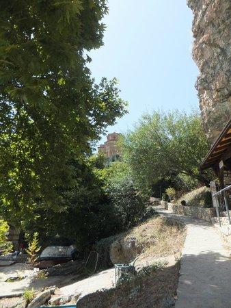 St. Jovan Kaneo: Een korte stevige klim
