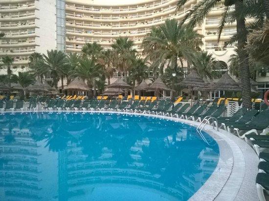 Riadh Palms Hotel: piscine