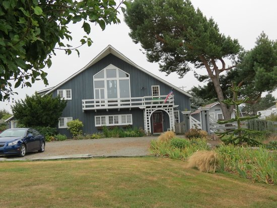 The Dungeness Barn House Bed and Breakfast: The barnhouse