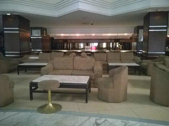 Riadh Palms Hotel: bar