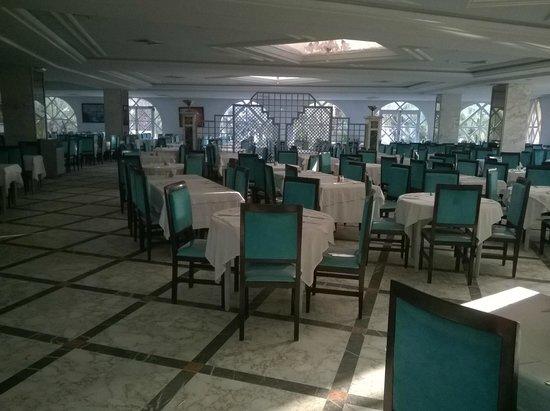 Riadh Palms Hotel: salle à manger