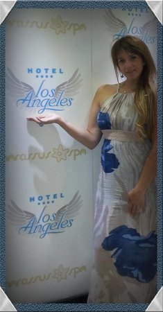 Hotel Los Angeles &Spa: Agosto 2014
