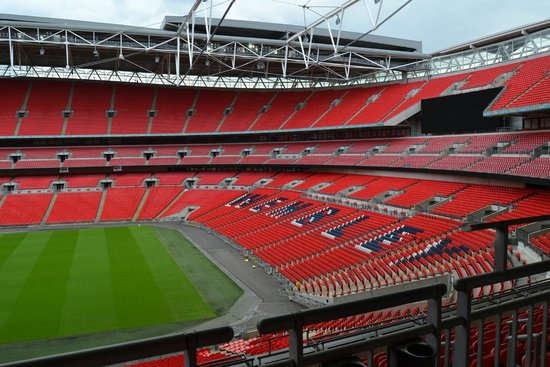 Wembley Stadium: Estádio de Wembley
