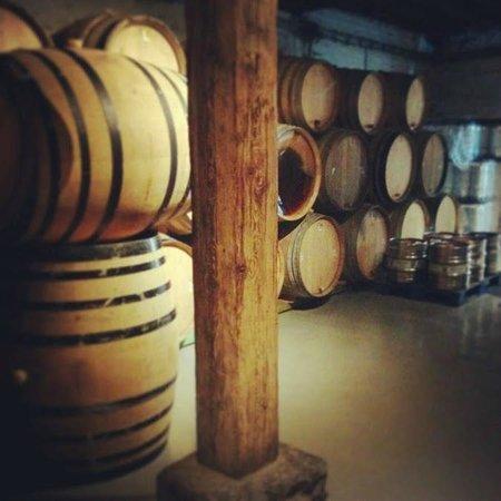 Brasserie Cantillon : Beer barrels