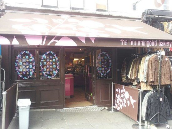 The Hummingbird Bakery: il sabato a portobello!