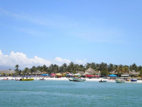 Coche Beach
