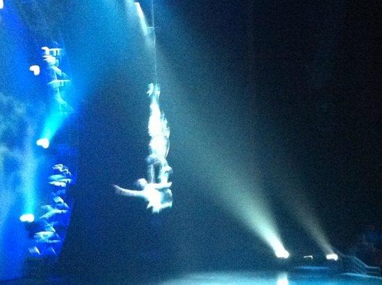 Beau Rivage Resort & Casino Biloxi: Show in theatre