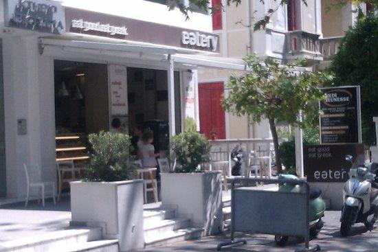 Eatery Restaurant