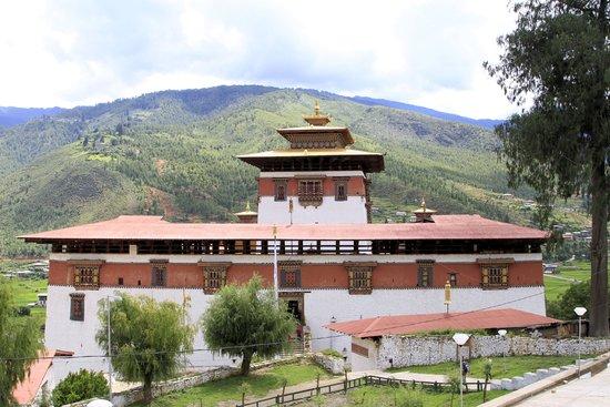 Dzongdrakha Temple
