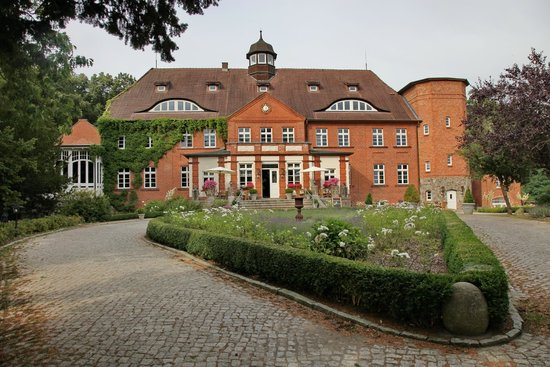 Schloss Basthorst: Alter Teil