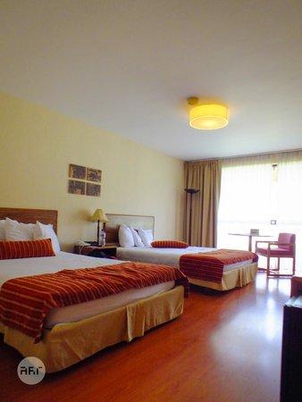 El Lago Estelar Hotel : Habitación