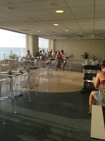 Hotel Spa Porta Maris & Suites del Mar: Breakfast - nice view