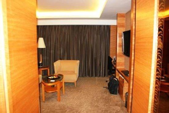 Jinling Garden Hotel Taicang : standard room overview