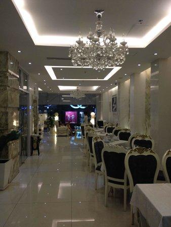 Alagon Saigon Hotel & Spa: ingresso