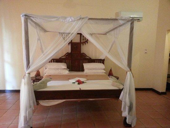 Arabian Nights Hotel: Letto