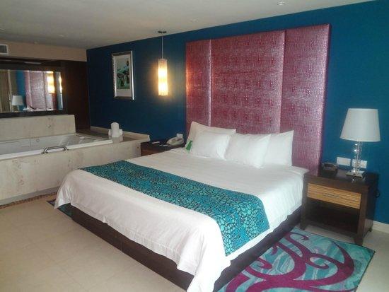 Hard Rock Hotel Cancun: Quarto