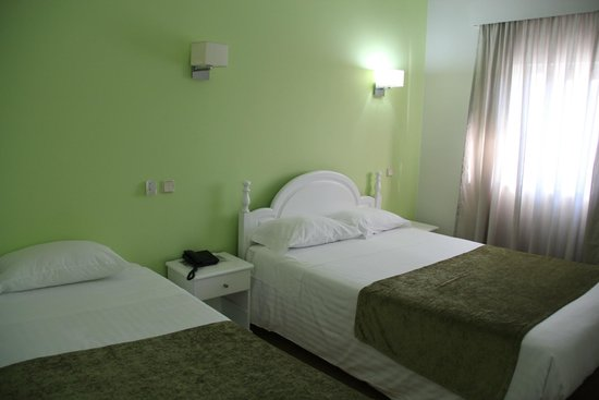 Hotel D. Dinis : chambre