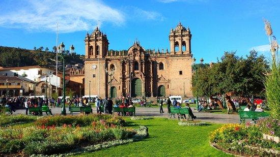 Cathédrale Notre-Dame-de-l'Assomption : Cuzco Cathedral