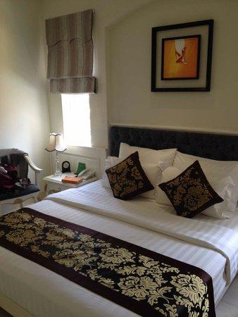 Alagon Saigon Hotel & Spa: camera