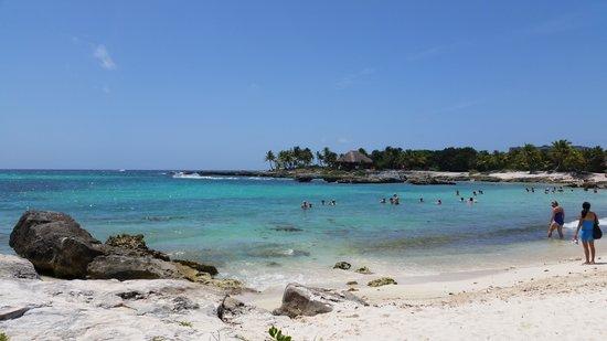 Grand Sirenis Riviera Maya Resort & Spa : The beach