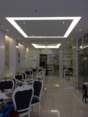 Alagon Saigon Hotel & Spa: hall