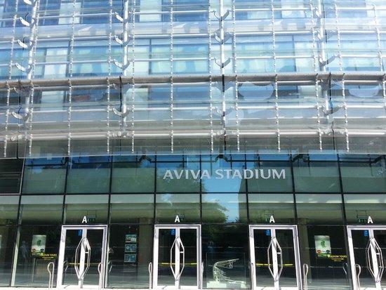 Sandymount Hotel: Aviva Stadium