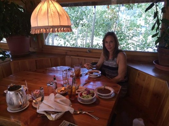Black Forest Restaurant: Nice view