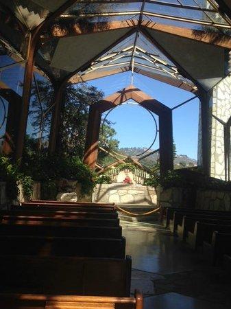 Glass Church / Wayfarers Chapel : Wayfarers Chapel Designed by Lloyd Wright
