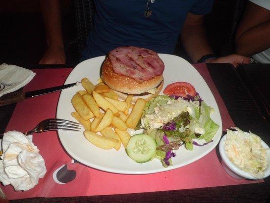 Fluid Restaurant: panino