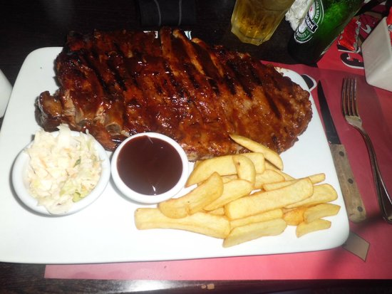 Fluid Restaurant: bistecca