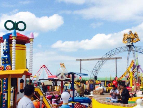 Southport Pleasureland: Great FUN! :)
