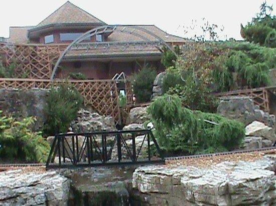 Taltree Arboretum and Gardens: Bridges