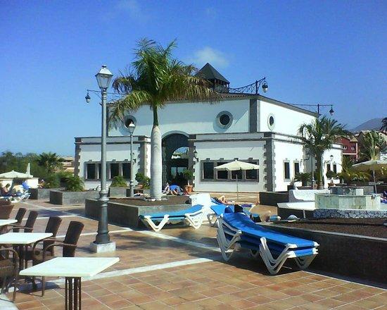 Bahia Principe Tenerife : reception