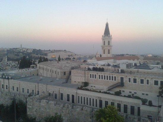 Capilla En La Nave Central Foto Di Notre Dame Guest House Gerusalemme Tripadvisor