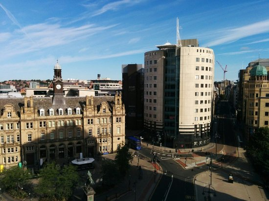 The Queens - Leeds: View from our Q Club Suite
