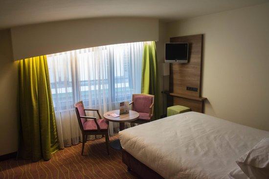 Quality Hotel Antwerpen Centrum Opera : standard double