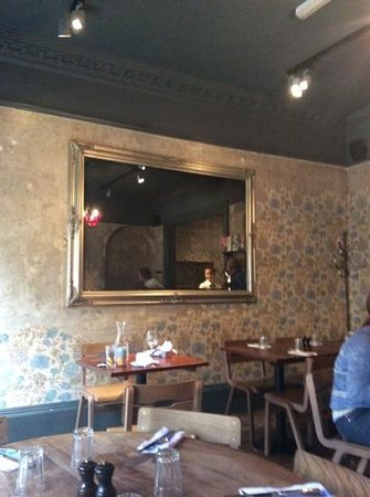 Jamie's Italian: gorgeous interior...