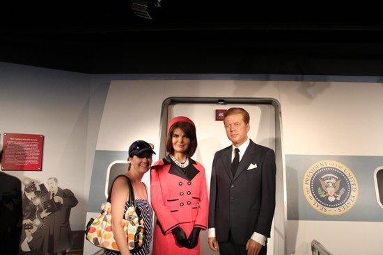 Madame Tussauds Washington D.C.: The Kennedys