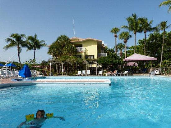 Marina Del Mar Resort And Marina : La piscine